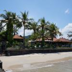 Anom Beach Inn Bungalows Foto