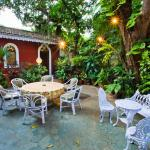 The Courtyard, where you can dine in peace