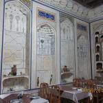 restaurant typique