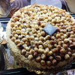 crostata cacao nocciole
