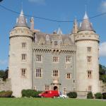 Killileagh Castle