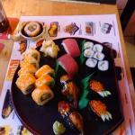 Gemischtes Sushi