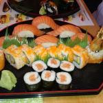 Lieblings-Sushi im Tokio Haus