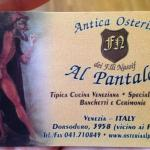 Photo of Antica Osteria Al Pantalon