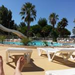 PISCINE EN SEPTEMBRE PLUS QU AGREABLE