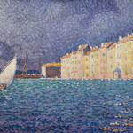 Gewitter über St Tropez von Signac