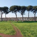 ecco cosa potete visitare a pochi metri dal beb aracoeli, il parco dell appia antica , roma anti