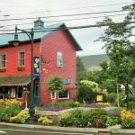 Village of Buckland twin town with Shelburne Falls