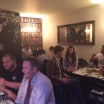 Pernod Tasting night in full swing