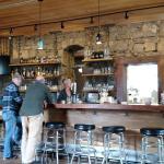 Bar in the Lostine Tavern