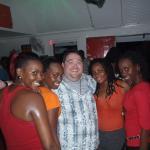 Great people at Braddie's Bar