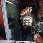 Great drinks at Braddie's Bar