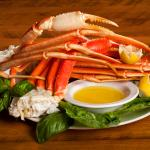 2lbs Alaskan Snow Crab Legs served Tuesday, Thursday and Saturday evenings