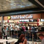 Boar's Head Cafe, Concourse A, Atlanta Airport, Sep 2015
