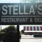 Stella's is situated across from Whataburger.