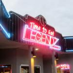Legendz Diner, Golden, British Columbia, Canada