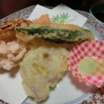 料理(天ぷら)