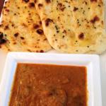 Home Style Gravy with Naan