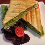 Mumbai Veg and Cheese Grill Sandwich