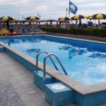 La piscina per adulti