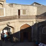 Ambar Mekhtar Caravan Saray Hotel Bukhara