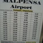 ônibus para aeroporto