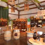 Irish Vineyards tasting Room