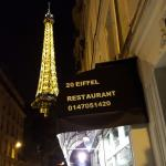 RESTAURANT 20 Eiffel