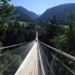 Hängebrücke Fürgangen-Mühlebach
