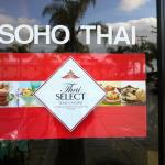 Soho Thai Fusion Bar & Grill