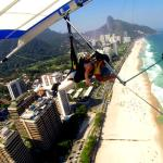 Hang Landing à Rio