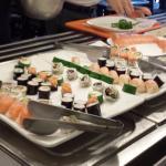 Gatii - Buffet de comida japonesa