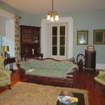 parlor/sitting room of Spruceholme Inn