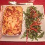 Lasagne au rouget