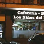 Cafetería Bar Los Niños del Flor.