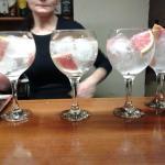 Gin Tonics preparados