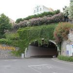 Entrance to Ravello