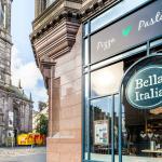 Bella Italia Edinburgh Hanover Street Foto
