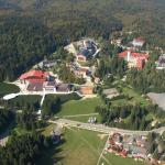 Poiana Brasov from the mountain