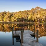 Acacia Chalets Farm Dam