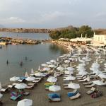Beautiful Lindos beach
