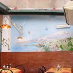 Al Giardino - Wandmalerei
