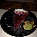 tarte aux framboises