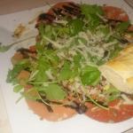 Beef Carpaccio - delicious