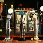 Cask conditioned ales and a great drinks selection