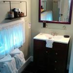 "Captain Freeman Inn - Room ""Brewster"" - 2 (bathroom)"