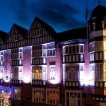 Best Western Hallmark Hotel Chester Westminster