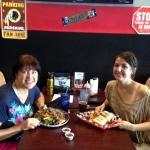 Lunch at Icons Sports & Spirits