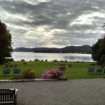 Afternoon Tea at Storrs Hall, Windermere
