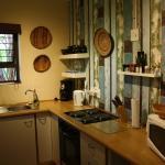 Neue Küche im Amanzi